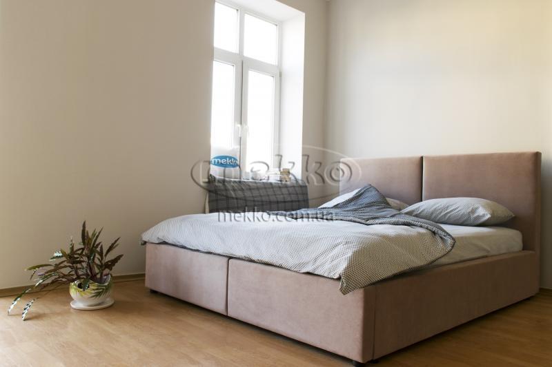 М'яке ліжко Enzo (Ензо) фабрика Мекко  Київ-3