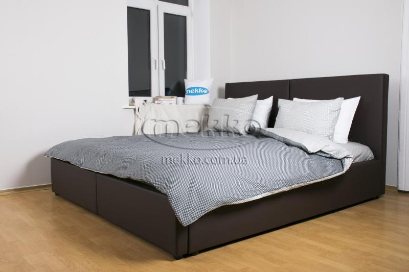 М'яке ліжко Enzo (Ензо) фабрика Мекко  Київ-7