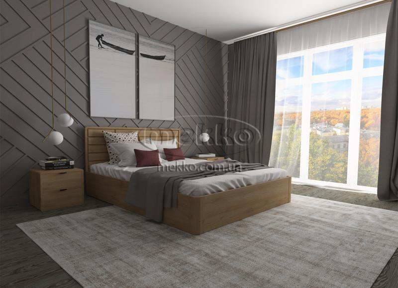 Ліжко Лауро з Підйомником (масив бука /масив дуба) T.Q.Project  Київ
