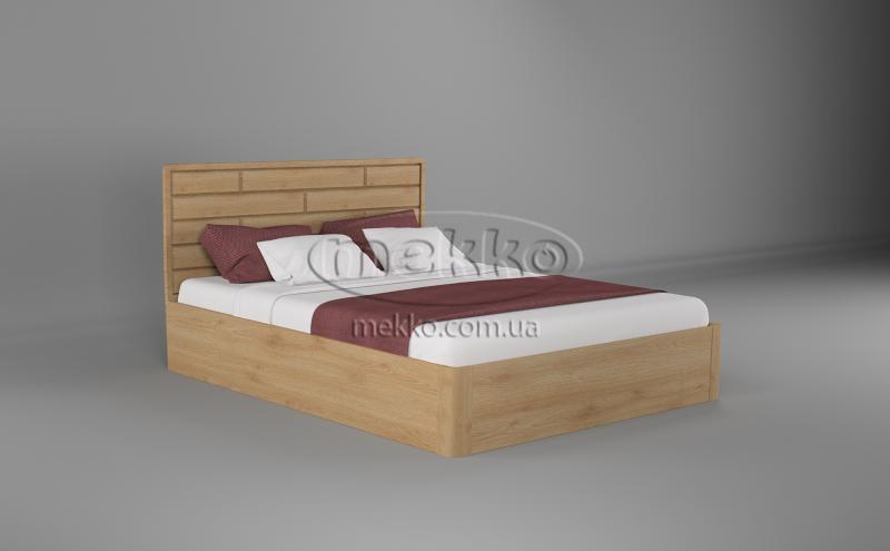 Ліжко Лауро з Підйомником (масив бука /масив дуба) T.Q.Project  Київ-5