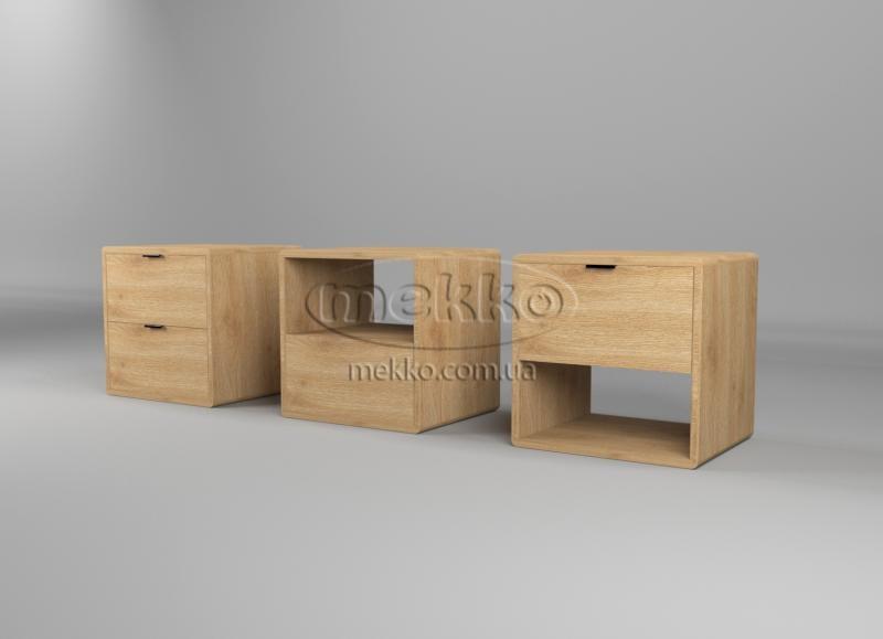 Ліжко Лауро з Підйомником (масив бука /масив дуба) T.Q.Project  Київ-3